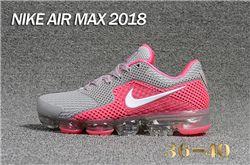 Women Nike Air VaporMax 2018 Sneakers KPU 213
