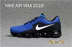 Men Nike Air VaporMax 2018 Running Shoes KPU ...