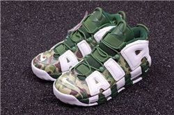 Women Air More Uptempo Nike Sneakers AAAAA 242