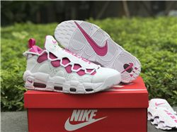 Women Sneaker Room x Nike Air More Money QS AAAAA 243
