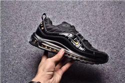 Men Supreme x NikeLab Air Max 98 Running Shoe AAAA 221