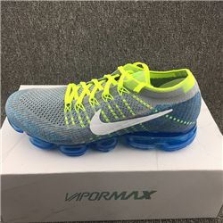 Men Nike Air VaporMax 2018 Flyknit Running Shoes AAAA 357