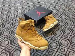 Men Basketball Shoes Air Jordan VI Retro AAA 310