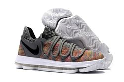 Men Nike Zoom KD 10 Basketball Shoe 470