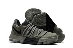 Men Nike Zoom KD 10 Basketball Shoe 472