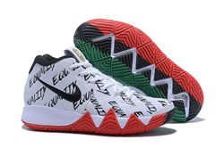 Men Nike Kyrie 4 Basketball Shoes 374
