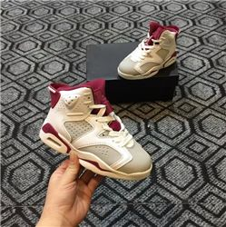 Kids Air Jordan VI Sneakers 209