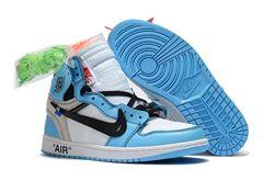 Men Off White x Air Jordan 1 AAAA 245