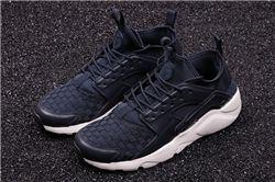 Men Nike Air Huarache 4 Running Shoe AAA 213