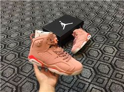 Women Air Jordan VI Retro Sneakers AAAAA 277