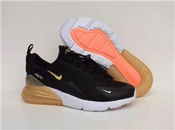 Kids Nike Air Max 270 Running Shoe 243