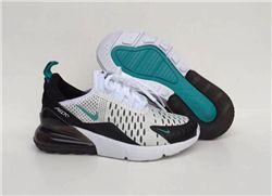 Kids Nike Air Max 270 Running Shoe 244