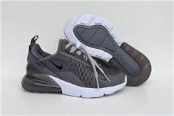 Kids Nike Air Max 270 Running Shoe 245