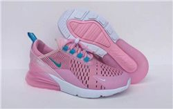 Kids Nike Air Max 270 Running Shoe 246