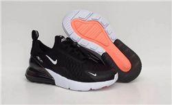 Kids Nike Air Max 270 Running Shoe 247