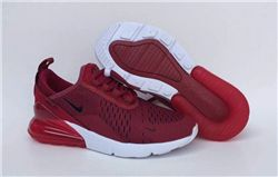Kids Nike Air Max 270 Running Shoe 248