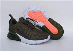 Kids Nike Air Max 270 Running Shoe 250