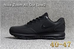 Men Nike Zoom All Out Low Running Shoes KPU 273