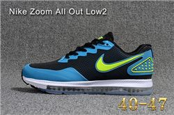 Men Nike Zoom All Out Low Running Shoes KPU 272