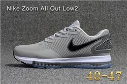 Men Nike Zoom All Out Low Running Shoes KPU 271