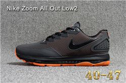 Men Nike Zoom All Out Low Running Shoes KPU 270