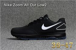 Men Nike Zoom All Out Low Running Shoes KPU 269