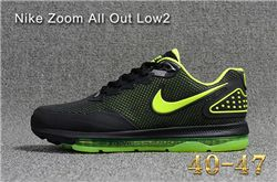 Men Nike Zoom All Out Low Running Shoes KPU 268