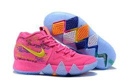 Men Nike Kyrie 4 Confetti Basketball Shoes 384