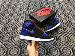 Women Sneaker Air Jordan 1 Flyknit 246