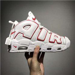 Nike Air More Uptempo Men Basketball Shoe AAA...