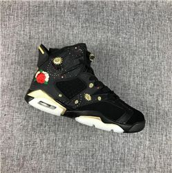 Men Basketball Shoe Air Jordan 6 Chinese New Year AAAA 324