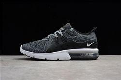 Men Nike Max Sequent 3 Running Shoe 268
