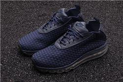 Men Nike Air Max Woven Boot Running Shoe AAAA 271