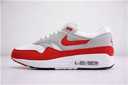 Men Nike Air Max 1 Anniversary OG Running Shoe AAA 372