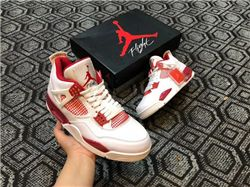 Women Sneaker Air Jordan 4 Retro AAAA 279