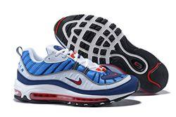 Men Nike Air Max 98 Running Shoe 222