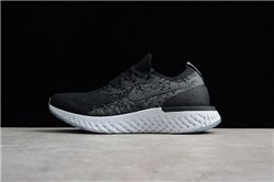Men Nike Epic React Flyknit Running Shoe AAA 258