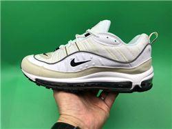 Men Nike Air Max 98 Running Shoe AAAA 225