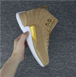 Women Sneakers Air Jordan XII Retro AAA 265