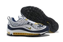 Men Nike Air Max 98 Running Shoe 228
