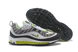 Men Nike Air Max 98 Running Shoe 233