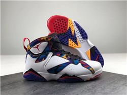 Men Basketball Shoes Air Jordan VII Retro AAA 231