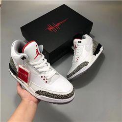 Men Basketball Shoes Air Jordan III Retro AAAAA 293