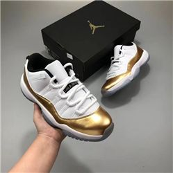 Men Basketball Shoes Air Jordan XI Retro AAAAA 416