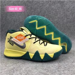 Men Nike Kyrie 4 Basketball Shoes 393