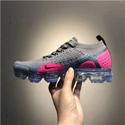 Women Nike Air VaporMax 2018 Flyknit Sneakers AAAA 296