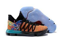 Men Nike Zoom KD 10 Basketball Shoe 479