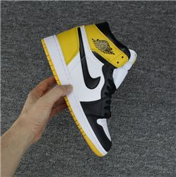 Men Air Jordan 1 Retro Basketball Shoe AAA 43...