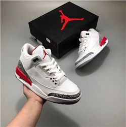 Women Air Jordan III Retro Sneakers AAAAA 225