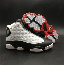 Men Air Jordan 13 He Got Game